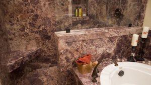 Sentrel Stone Bathroom Finish